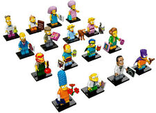 LEGO NEW SIMPSONS 2 MINIFIGURES ALL 16 AVAILABLE YOU PICK SERIES MINIFIGS 71009