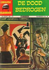 COMMANDO CLASSICS 16 - DE DOOD BEDROGEN (1974)