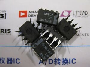 Operational Amplifiers IR9022 LM759 LM308 LM324 LM358 NE5532 UA741