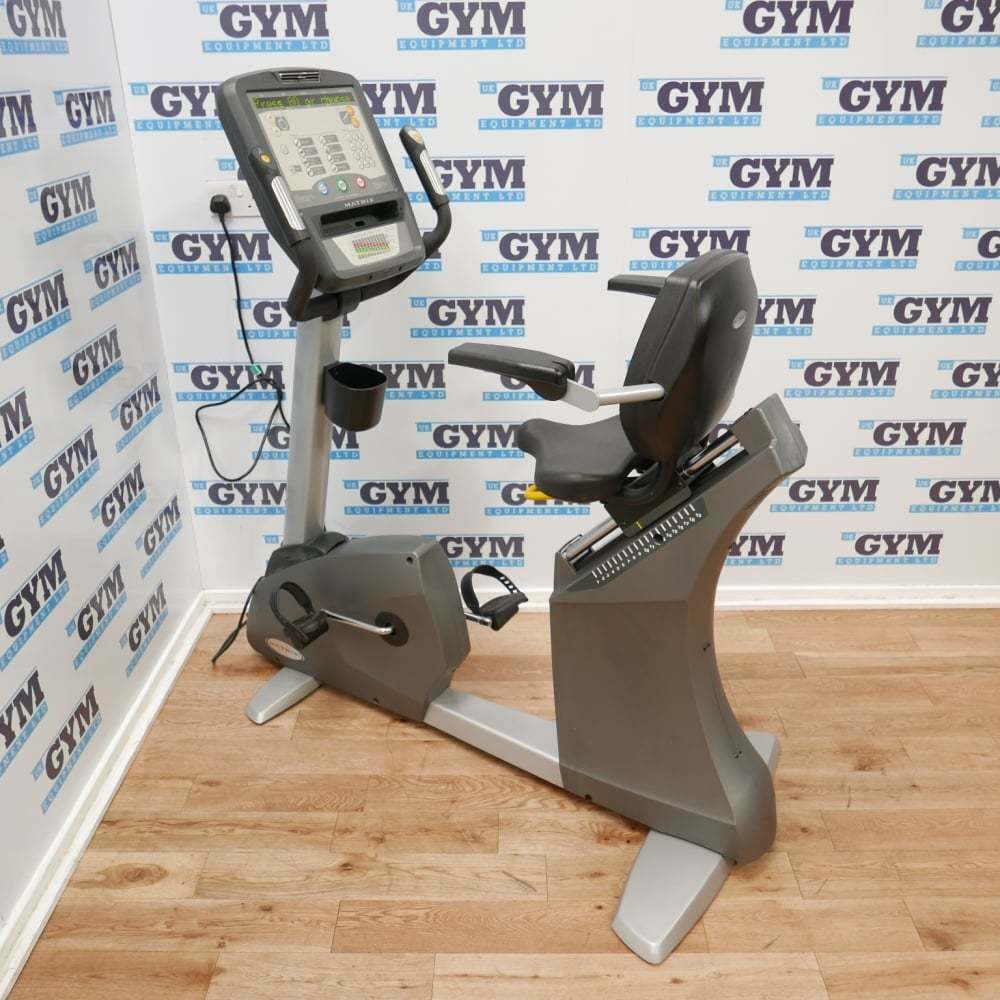 Refurbished Matrix Fitness H5x Hybrid Exercise Bike (Commercial Gym Equipment)