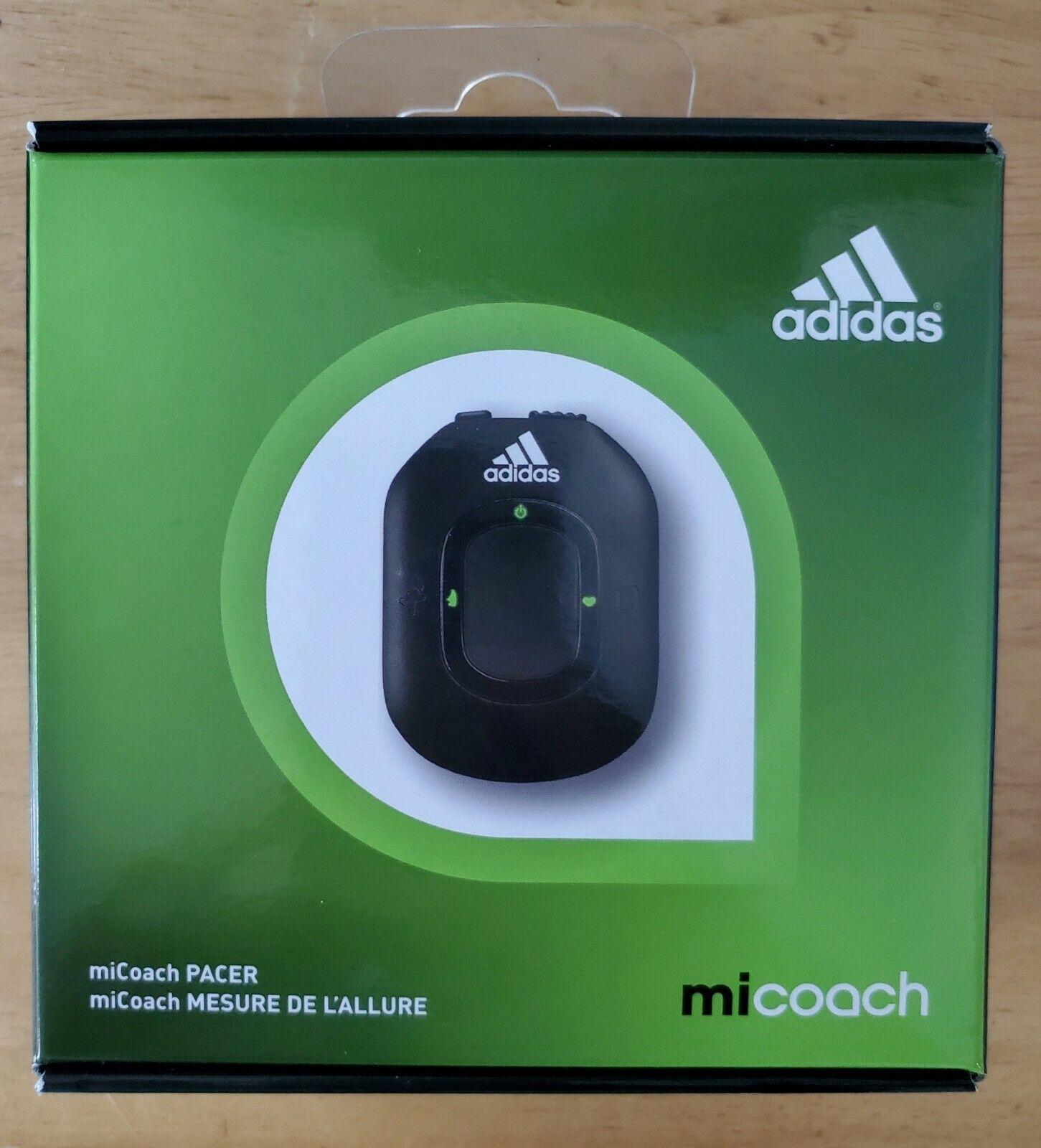 estafa Rectángulo Plasticidad  Adidas Micoach pacer transmisor medidor pulso monitor de ritmo cardiaco  Q00144 for sale online | eBay