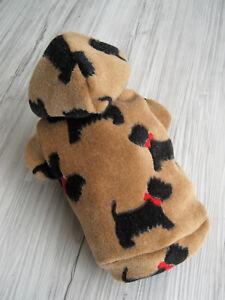Kuschelig Wellness Fleece  Hundebekleidung Hundemantel Hundepulli Hundepullover
