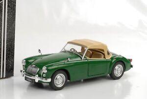 Mga-Mki-Twin-Cam-Closed-Soft-Top-1959-Dunlop-Peg-Drive-Wheels-1-18-Triple9