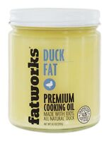 Fatworks - Duck Fat Premium Cooking Oil - 8 Oz. on sale