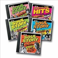 Soul Story Infomercial Set by Various Artists  10 Discs, Time/Life
