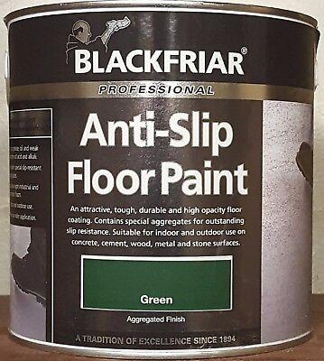 Blackfriar Anti Slip Floor Paint 1 2 5 Amp 5 Litre Yellow