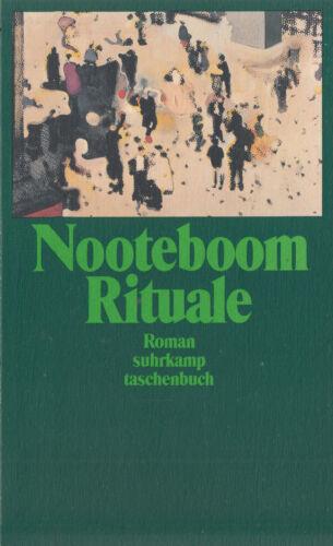 1 von 1 - su- t 1698 NOOTEBOOM : RITUALE   Roman