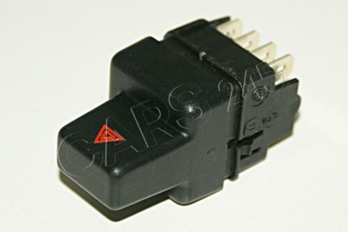 FIAT Uno 1983-2000 Hazard Light Switch Dash Button