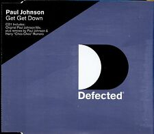 Paul Johnson / Get Get Down
