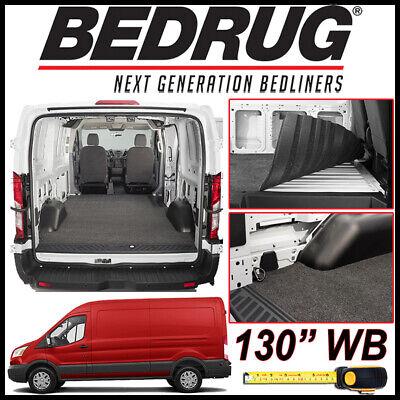 "BedRug VanTred Custom Fit Cargo Mat Fits 2015-2018 Ford Transit Extended 148/"" WB"