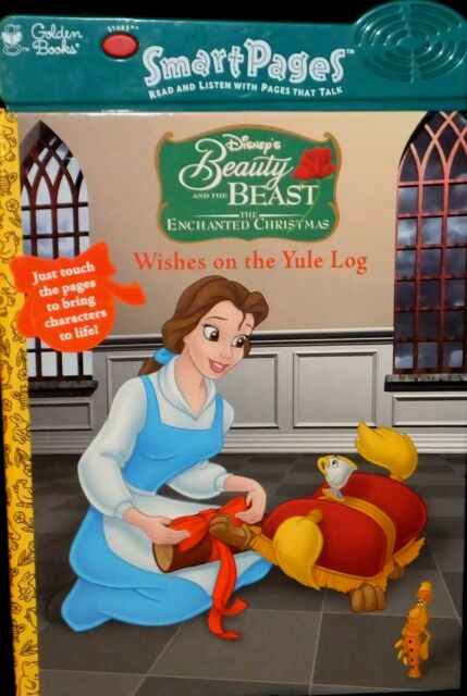 disney s beauty and the beast talking electronic interactive story