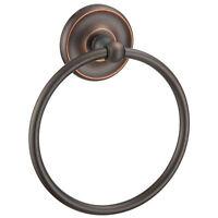 Maxim Series Oil Rubbed Bronze Towel Ring
