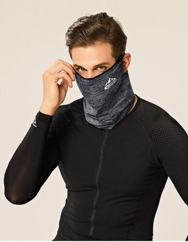 3Pcs Cooling Summer Neck Gaiter UV Protection Face Scarf Sport Headband Bandana