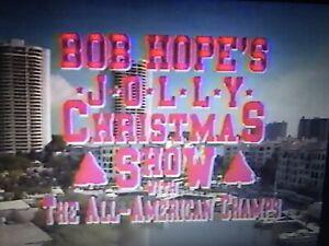 VHS Prerecorded Blank Tape Bob Hope Beauty Beast Simon Simon Day By Day
