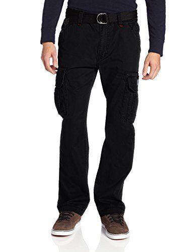 Choose SZ//color UNIONBAY Men/'s Survivor Iv Relaxed Fit Cargo Pant-