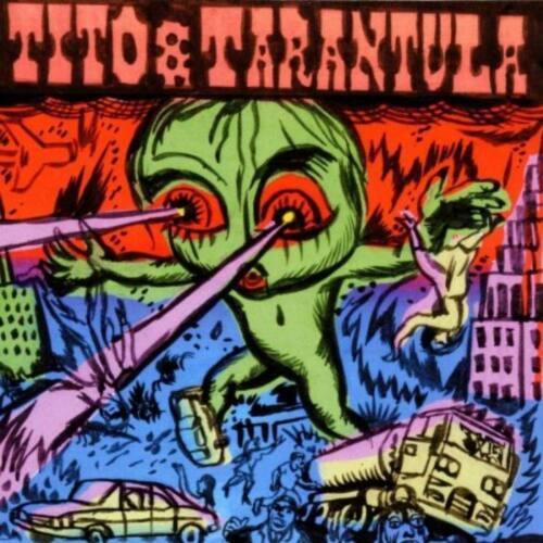 1 von 1 - TITO & TARANTULA Hungry Sally & Other Killer Lullabies CD 1999 * RAR