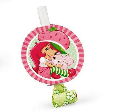 Strawberry Shortcake Party Blowouts (8 pieces) - 4259524
