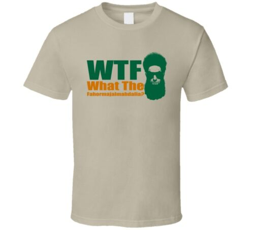 Wtf What The Fahormajalmahdalia Dictator Funny T Shirt T shirt