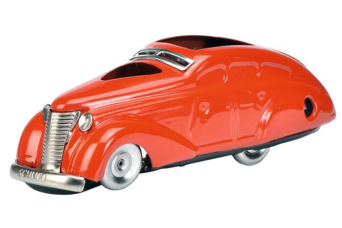 Attivare Auto Schnittmodell Nr. 125 Von 500 Rot 01124 01124 01124 Schuco Edizione 732e41