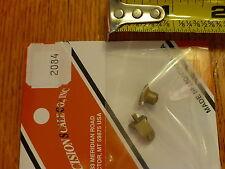 Precision Scale O #2084 Bell, 9mm, w/Bracket, SP Mountain Type (Brass)