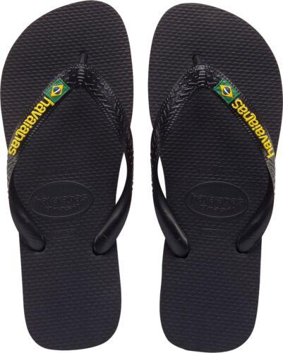 Havaianas Brazil Logo Flip Flops In 12 Colours