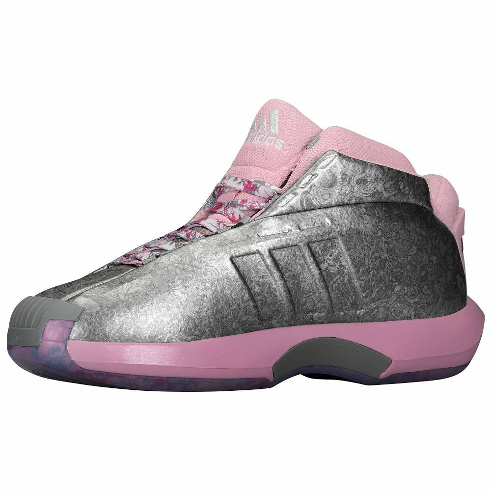 ADIDAS CRAZY 1 KOBE JOHN WALL'S PE Taille 11.5 INSPIRED BY THE DC CHERRY PINK NEW
