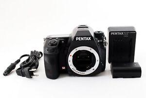 Pentax-K-5-Digital-SLR-Camera-Body-Black-16-3-M-P-From-Japan-Exc