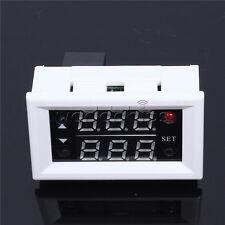Digital LED Dual Display Timer Relay Module Timing Delay Cycle Mini 12V 20A