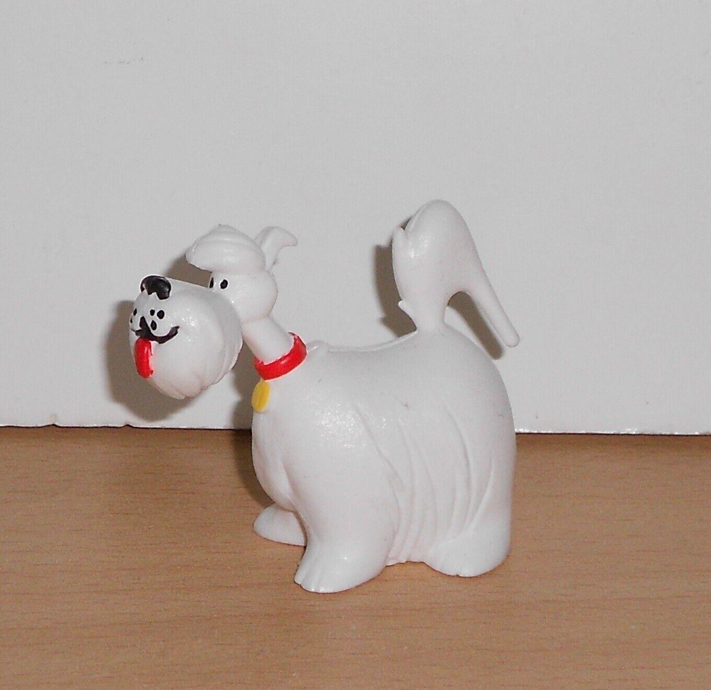 Vintage DENNIS THE MENACE PVC FIGURE Figurine DOG RUFF - MAIA BORGES 1987