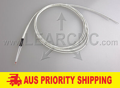 LearCNC -  Wired B57560G104F 100K 1% NTC Thermistor RepRap 3D Printer Heated Bed