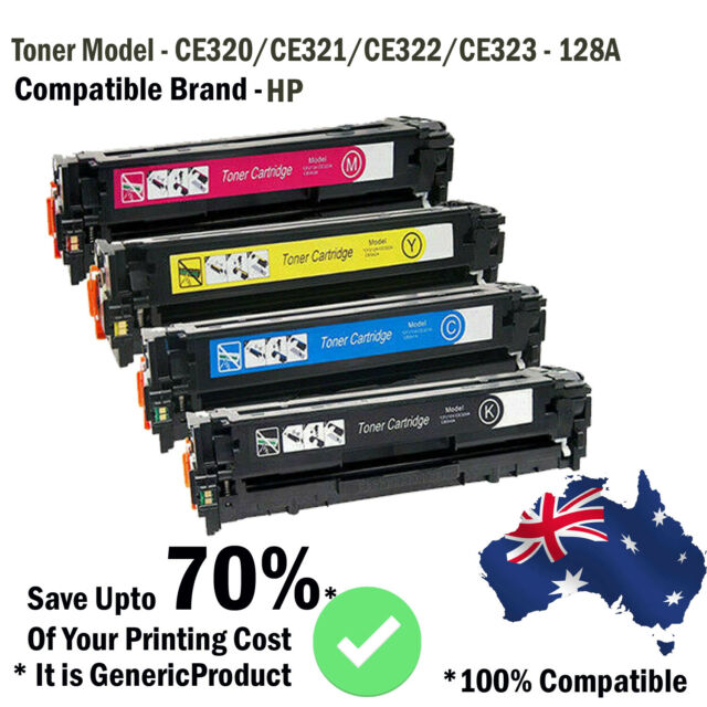 CE320A-CE323A 128A toner cartridge for HP Laser CM1415 CM1415fn CP1525 CP1525nw