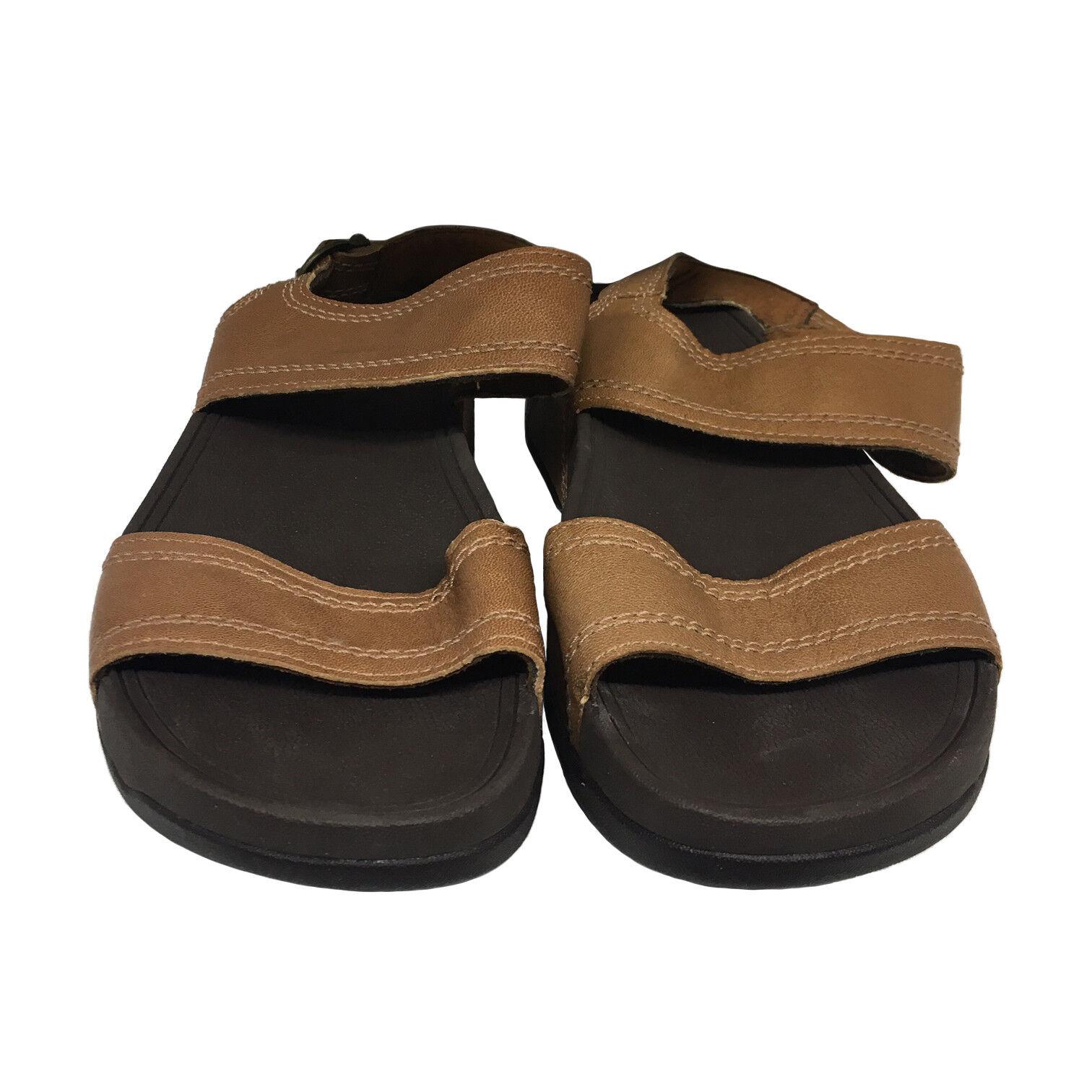 FIT FLOP scarpa tan donna cuoio toffee tan scarpa tan tan POSITANO plantare   cb957d