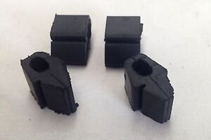 HOLDEN-ISUZU-GEMINI-TX-TC-TD-TE-TF-INSIDE-DOOR-FRAME-STOP-RUBBER-8PC