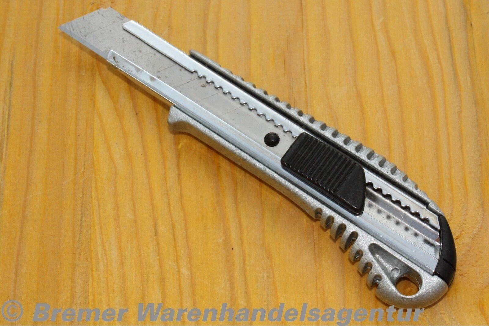 Massives Profi-Cuttermesser für 18mm Abbrechklingen