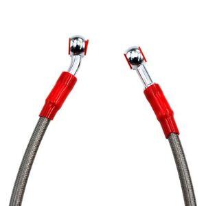 Moto-tresse-acier-inoxydable-DURITE-DE-FREIN-50-cm-long-exp-24-h