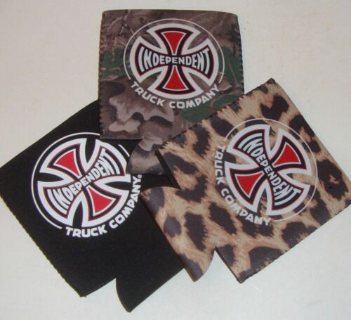 INDEPENDENT SKATEBOARD TRUCK CO/' Beer Koozie Can Coozie