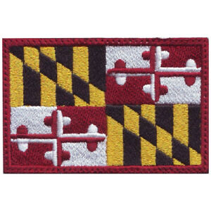 Maryland-Flag-Embroidered-Patch