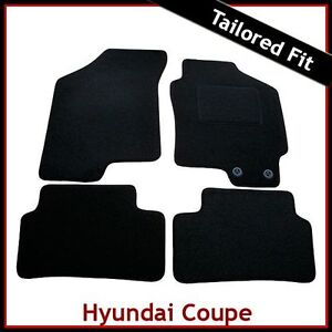 Hyundai Coupe Tailored Deluxe Quality Car Mats 2002-2009 Coupe