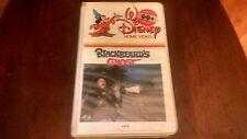 Blackbeard's Ghost VHS Peter Ustinov; Disney Video RARE OOP VHTF