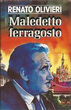 (Renato Olivieri) Maledetto ferragosto 1989 euroclub
