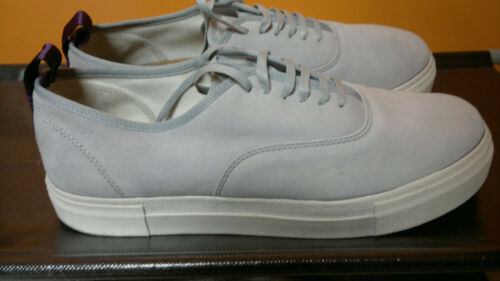 Eytys Mother Suede Trainers baby blue 10.5 - image 1