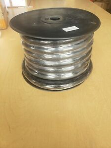 CT Sounds 400 FT CCA Power Wire, Black, (8 Spools of 50 FT)