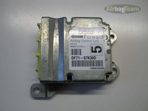 Mazda 2 Airbag ECU Control Module DF7157K30D No Crash Data