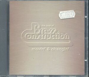 Brass-Construction-Movin-039-amp-Changin-039-The-Best-Of-Cd-Ottimo