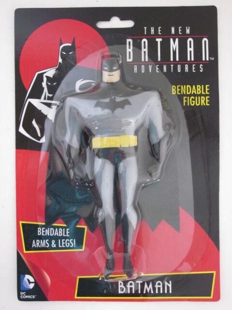 BATMAN The New Adventures Animated Series BTAS Bendable Super Hero DC Comic toy
