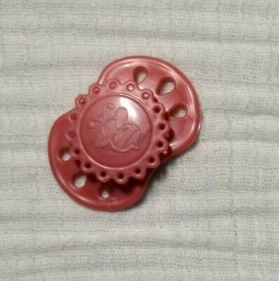 NEW 3 pack Honeybug Vintage Preemie Magnetic Pacifier reborn art doll