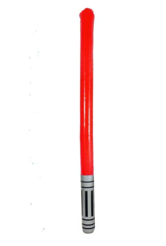 INFLATABLE BLOW UP LIGHT STICK SABRE LIGHTSABER TOY GALAXY WARS STAR 90 cm