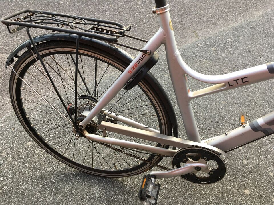 Damecykel, Kildemoes, 7 gear