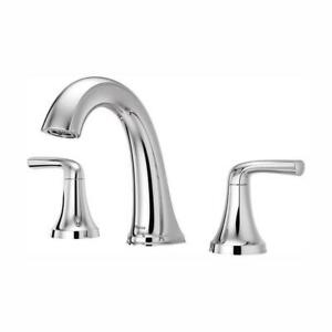 Ladera 8 in Widespread 2-Handle Bathroom Faucet New TiteSeal Technology