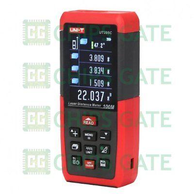 1PCS NEW UNI-T UT-395C Professional Laser Distance Meters UT395C 0.05-100m